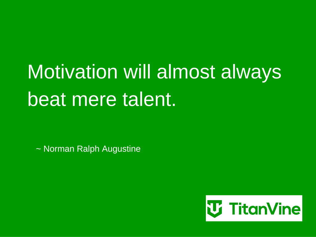 Motivational Quote From Norman Ralph Augustine