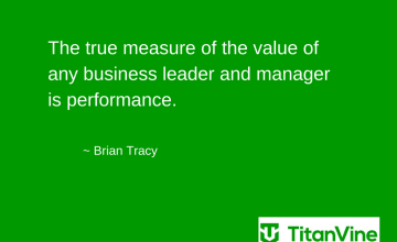 Motivational Quote from Brian Tracy