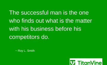 A Motivational Quote from Roy L. Smith