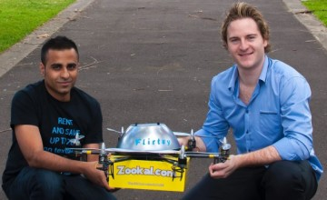 Australian drone startup Flirtey beats Amazon and Google in home delivery race