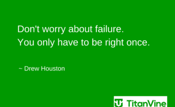 Motivational Quote from Drew Houston