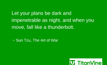 Motivational Quote from Sun Tzu